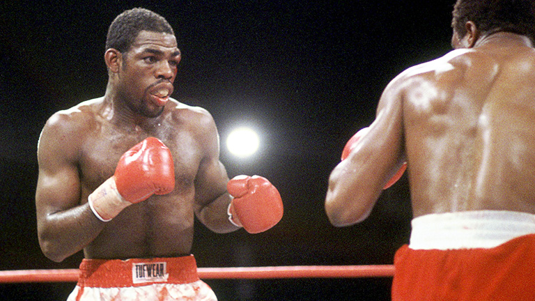 Iran Barkley in the early years
