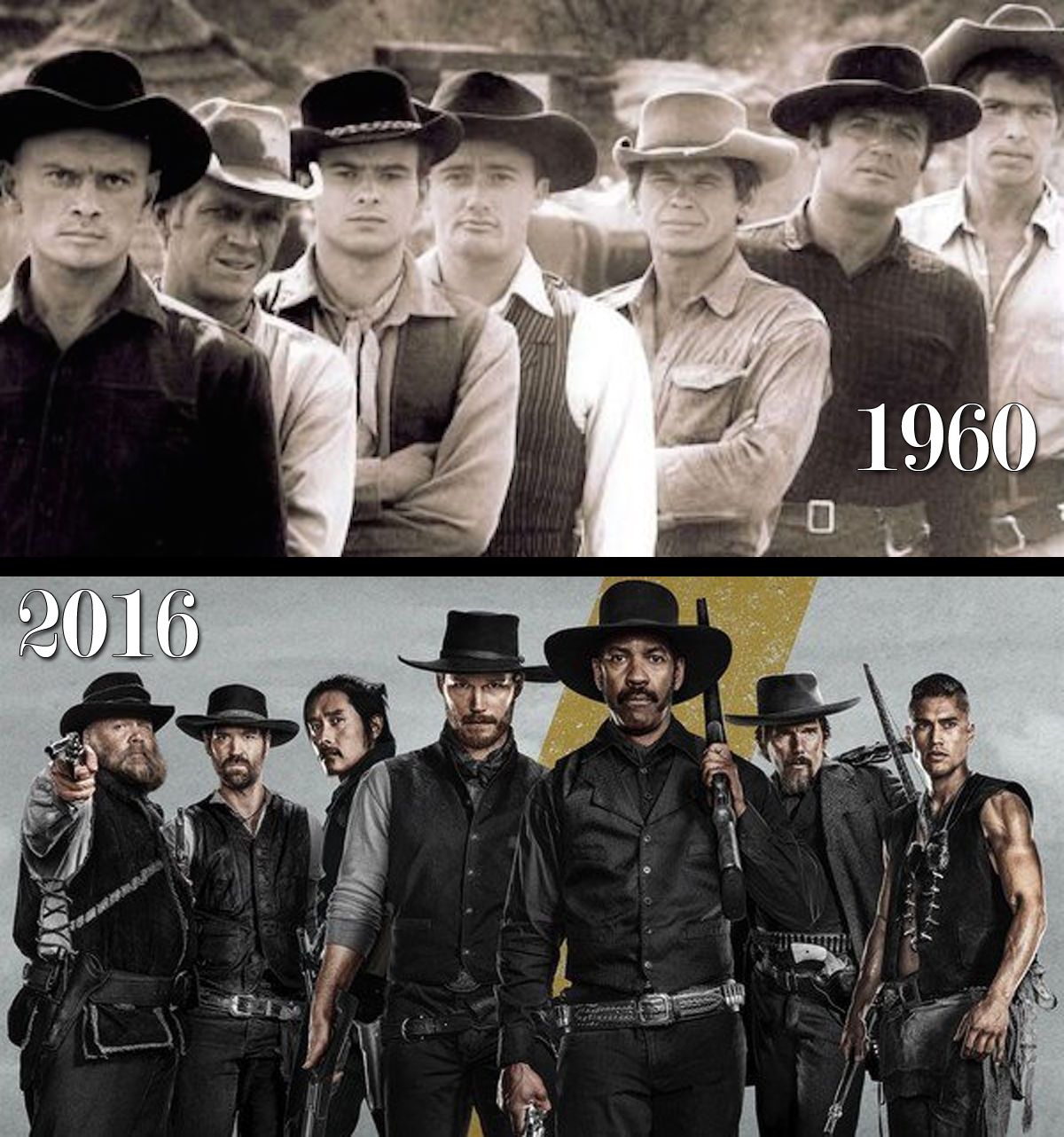 The Magnificent Seven Movies