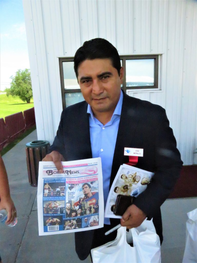 Erik Morales the first Mexican-born boxer in history to win world titles in four different weight classes, having held the WBC super bantamweight title from 1997 to 2000; the WBC featherweight twice between 2001 and 2003; the unified WBC and IBF super featherweight titles in 2004; and the WBC super lightweight title from 2011 to 2012 reads The USA Boxing News.