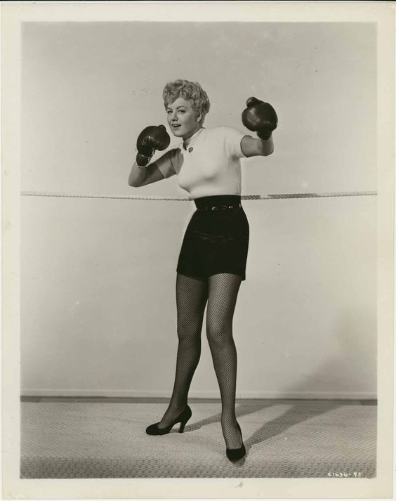 Shelly Winters in 1954