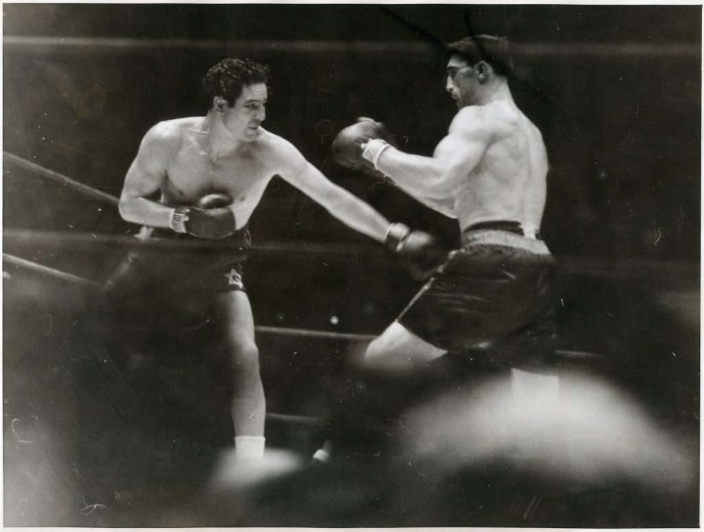 Primo Carnera and Max Baer