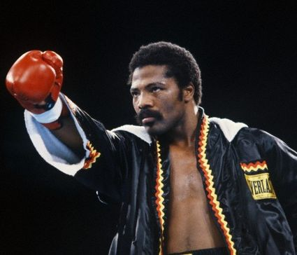 Aaron Pryor in his prime in 1982
