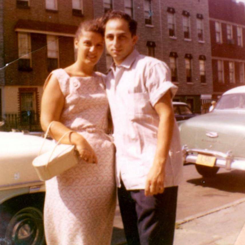 Joseph and Angela Rinaldi
