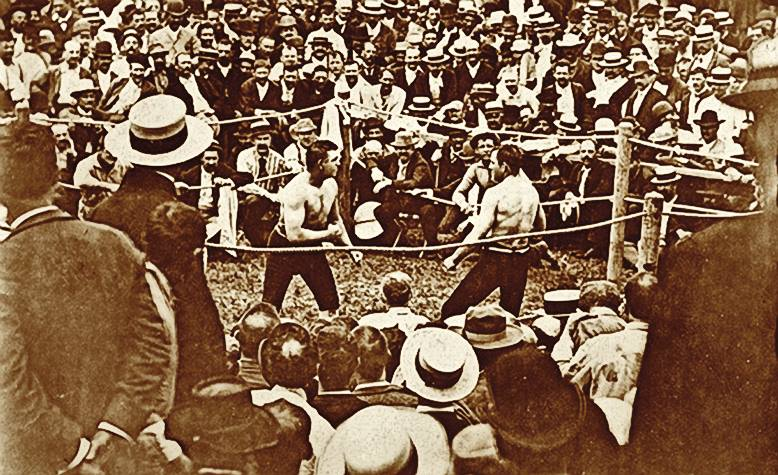 BOXING'S LONGEST DAY: SULLIVAN V. KILRAIN, JULY 8, 1889