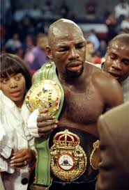 "Iran ""The Blade"" Barkley"