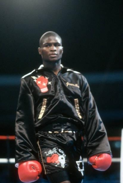 "James ""Lights Out"" Toney"