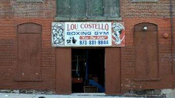Lou Costello Boxing Gym in Paterson, NJ
